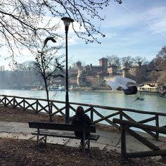Torino .Borgo medioevale ..relax