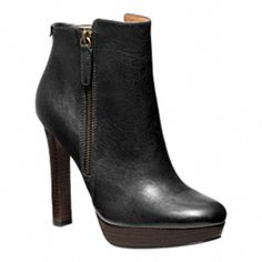 Chryssa Bootie-need this to wear out for fancy schmancy events!