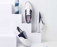 LACOSTE L!VE colección calzado primavera-verano 2013, diseño, color y calidad a nuestros pies