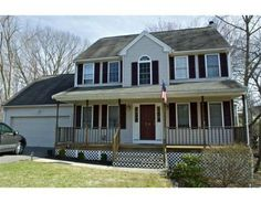 A colonial in Shrewsbury with a farmers porch for under 300K??  Yes! Click the pic for some details.