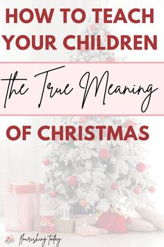 Do you want to teach your kids about Jesus this Christmas? Here are several kid friendly books to help you teach your children the true meaning of Christmas this year! #Christmas #ReasonfortheSeason #Jesus