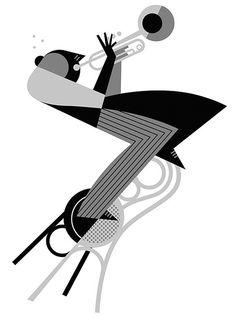 by Pablo Lobato. [Graphic Design Illustration]