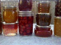 Low Sugar Preserving For The Jam Lover...because why add sugar to something that already tastes yummy?