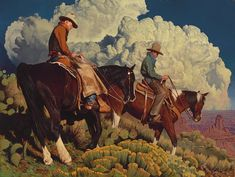 Mark Maggiori, West of the Rio Grande, oil, 45 x - Southwest Art Magazine Western Horseman, Cowboys And Indians, Rodeo Cowboys, Cowboy Art, Southwest Art, Le Far West, Western Art, Western Cowboy, Rio Grande