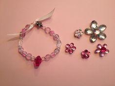 Bracelet et aimants pour Maeve