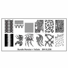 Bundle Monster - Blogger Collaboration BM-XL208, Yagala