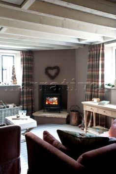 Image Result For Wood Burning Fireplace Hearth Extension
