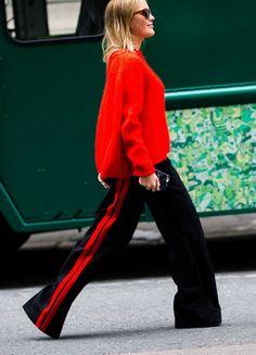 Parisienne: TRACK PANTS