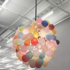 Kids party lamp! take one down for each kid at the end of the party!