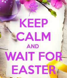 Easter is coming <3