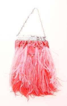 """Not sure I would ever have the right occasion for this, but I would love to have this bag!  If nothing else, display it in my room and occasionally hold it while twirling in circles singing """"I Just Love Being A Girl""""!"""