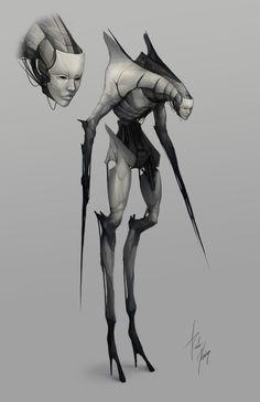 ArtStation - Sci fi Character 1b, Pedro Krüger Garcia