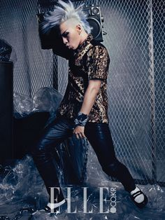 Taeyang for Elle Magazine Seungri, G Dragon, Ringa Linga, Top Choi Seung Hyun, Artists And Models, Great Smiles, Brown Eyed Girls, Fandom, K Pop Star