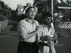 Kisi Ki Muskurahaton Pe Ho Nisar - Raj Kapoor - Anari - Mukesh