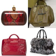 Latest bag trends Fall Winter 2012-2013