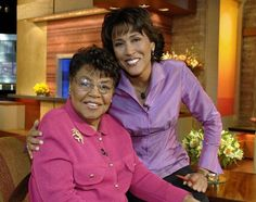 Mother of GMA co-host Robin Roberts dies