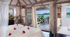 Beautiful rooms at the Cocoa Bay Resort, Antigua! #luxury #antigua