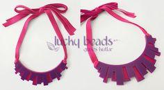 lucky beads by Güneş Kutlar - Kolye 525