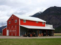 Sleeping in a barn?? Don't knock it till you've tried it! #Vacation #Rental #ColumbiaFalls #Montana #Converted #Barn