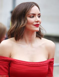 Katharine McPhee at The Olivier Awards 2019