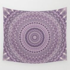 Purple Feather Mandala Wall Tapestry Available in three sizes lightweight polyester with hand-sewn finishes Suitable for indoor and outdoor use Easy to hang, fold up and pack away Machine wash with cold water on gentle cycle Tumble dry on low … Mandala Tapestry, Mandala Art, Purple Tapestry, Bohemian Tapestry, Cheap Beach Decor, Purple Rooms, Wall Decor, Wall Art, Tapestry Wall Hanging