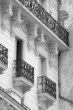""" Town houses in Vichy, France "" - © David Bleeker Photography Architecture Antique, Neoclassical Architecture, Classic Architecture, Beautiful Architecture, Beautiful Buildings, Architecture Details, Parisian Apartment, Paris Apartments, Exterior Design"