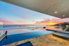 米高級デニムブランド創業者の海辺の豪華別荘