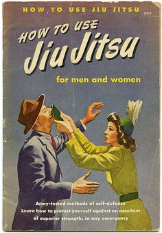 how to use jiu jitsu for men and women
