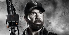 We Will Not See Chuck Norris In THE EXPENDABLES 3 :-(
