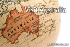 Bucket List #australia
