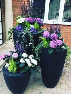 Design Jardin, Garden Design, Landscape Design, Garden Front Of House, Fleurs Diy, Deco Floral, Permaculture Design, Spring Garden, Spring Summer