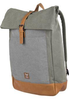iriedaily Heavy-Rolltop - titus-shop.com #Backpack #AccessoriesMale #titus #titusskateshop