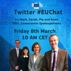 #EUChat on energy and tax evasion with EU Commission Spokespersons http://storify.com/EU_Commission/euchat-on-energy-and-tax-evasion