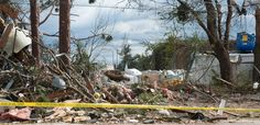 Slideshow: Before and after the Pensacola tornado