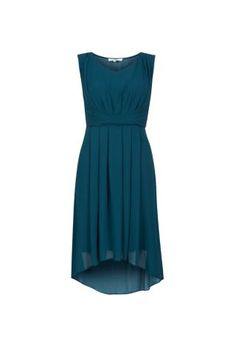 New look ::: teal dress