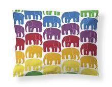 Elefantti-tyynyliina
