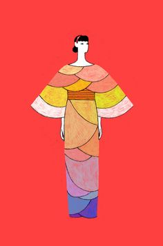 Dadu Shin | I DON'T LIKE CLOTHES - An ongoing series of fashion illustrations