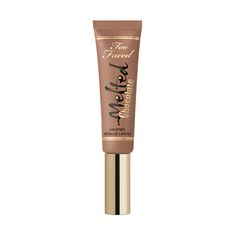 Too Faced Melted Chocolate in Metallic Chocolate Diamonds - Too Faced Cosmetics - #toofaced
