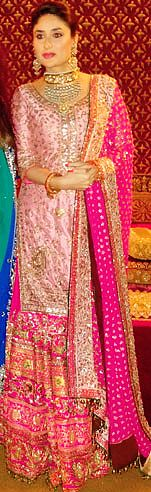 Bollywood, Tollywood & Más: Kareena Kapoor & Saif Ali Khan Delhi Wedding Reception