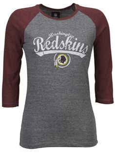 Check out this Triblend #Redskins Tee! #HTTR