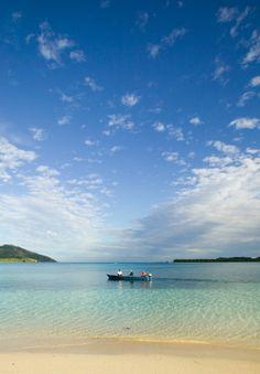 One of the best places I've been - Nanuya Island, Fiji