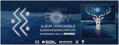Avec son album Bow Elk Eskape met dans le mille Les Rennais de Elk Eskape n'auront pas attendu la nouvelle année pour sortir leur arc musical, dès la fin 2016 avec leur premier album Bow (arc en anglais) ils ont sorti de leur carquois pop-rock neuf flèches mélodiques suaves et joliment acérées. Produit par le Rennais exilé au Canada Bruno Gree... https://www.unidivers.fr/bow-elk-eskape-album-rock-rennes/ https://www.unidivers.fr/wp-content/uploads/2017/01/elk-eskape_