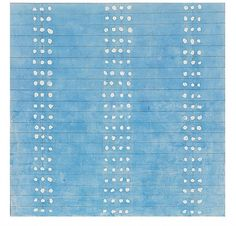 confront: Agnes Martin, Untitled, 1995 Watercolour, gouache and graphite on paper. via andreabelag Action Painting, Painting & Drawing, Abstract Painters, Abstract Art, Artistic Photography, Art Photography, New Mexico, Agnes Martin, Frank Stella