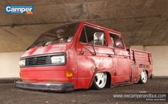 Slammed Vw Truck