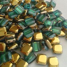 2-Hole Beads | Czech Glass Beads Companie
