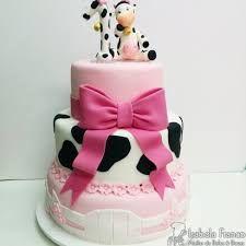 Resultado de imagem para bolo fazendinha rosa