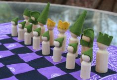 Sewtastically Made: Chess for Kids