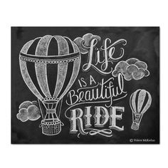 Life is a Beautiful Ride - Print