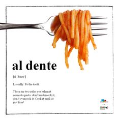 Learn #Italian with #ShortFoodMovie! lesson #3