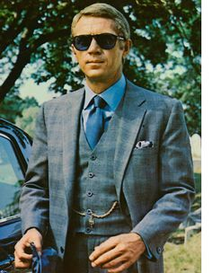Film Inspiration: The Thomas Crown Affair: The GQ Eye: GQ on Style: GQ